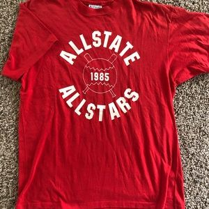 Vintage '85 All State All Star Hanes T Shirt.